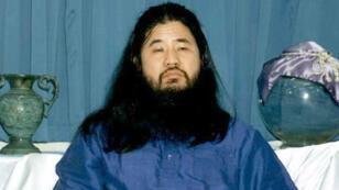 Shoko Asahara, fundador de la secta 'Verdad Suprema', considerado el cerebro de los ataques con gas sarín en el metro de Tokio en 1995.