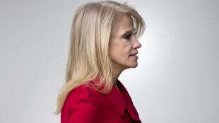 Kellyanne Conway est l'une des plus proches conseillères de Donald Trump.