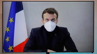Macron says he was careful and well-protected but still contracted Covid-19