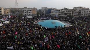 """إيران تنفي حصيلة منظمة العفو """"المبالغ فيها"""" لضحايا الاحتجاجات"""