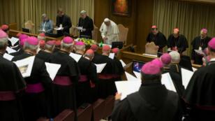 El papa Francisco llamó a los principales líderes de la iglesia a discutir la crisis originada por los abusos sexuales por miembros de la Iglesia en todo el mundo.