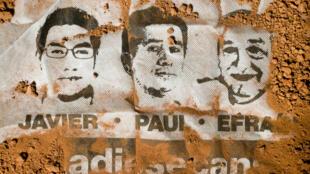 Los integrantes del equipo periodístico del diario 'El Comercio' de Ecuador fueron asesinados cuando hacían una investigación en la frontera colombo-ecuatoriana.