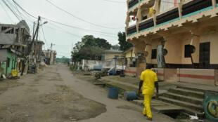 Plus de 30 personnes ont été kidnappées sur l'axe reliant Buea (photo) à Kumba, dans le Sud-Ouest du Cameroun, le 15 janvier 2019.