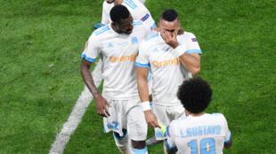 Pas d'exploit pour l'OM, balayé par l'Atletico Madrid en finale de la Ligue Europa.