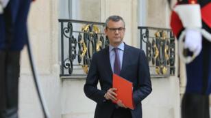 Alexis Kohler, secrétaire général de l'Élysée, le 5 juin 2018