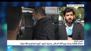 موفد فرانس 24 إلى أذربيجان حسين أسدي