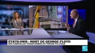 2020-06-10 16:08 Mort de Floyd : de la Belgique au Royaume-Uni, haro sur les symboles du passé colonialiste