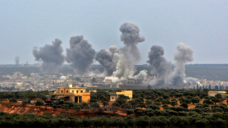 Russia strikes kill 5 civilians as Syria regime advances - France 24