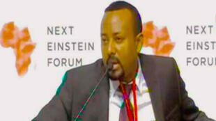 Le Premier ministre éthiopien désigné, Abiy Ahmed.