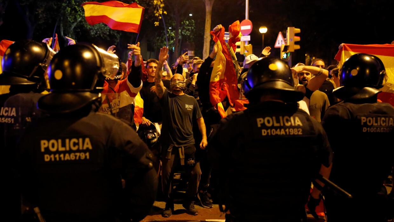 """""""Tsunami démocratique"""", l'obscur mouvement qui mobilise les indépendantistes catalans"""