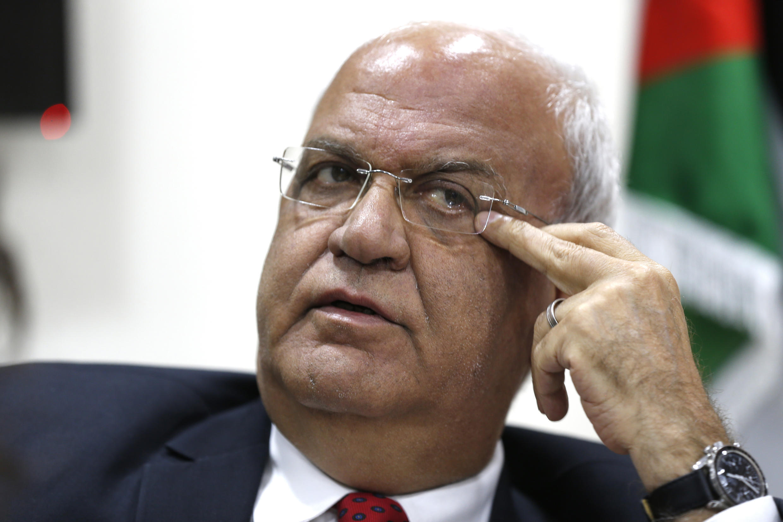 erekat - palestinians - obituary