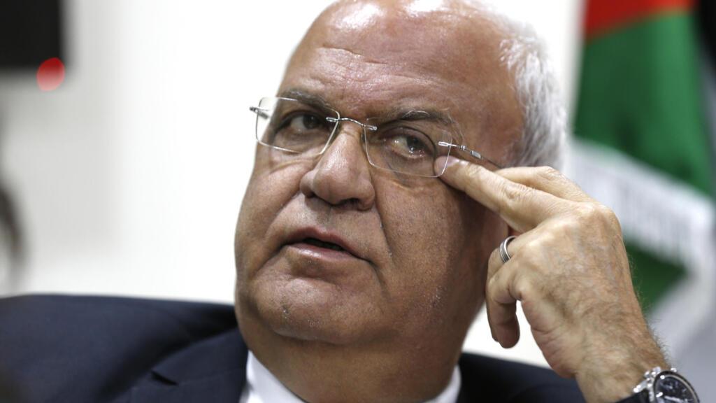 Territoires palestiniens : Saëb Erekat, secrétaire général de l'OLP, est mort