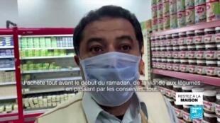 2020-04-17 18:08 Coronavirus : Le gouvernement de Tripoli annonce un confinement général