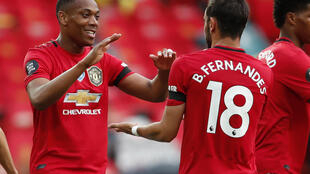 Manchester United are in the race to qualify for the Champions League