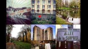 Bahar Makooi et Joséphine Lebard ont mené l'enquête pendant un an à Clichy-sous-Bois, commune de Seine-Saint-Denis.