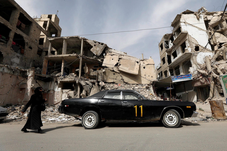 Siria aniversario