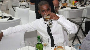 """Avraham Mengistu. Ce jeune israélien d'origine éthiopienne, """"est retenu contre son gré par le Hamas à Gaza""""."""
