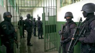 Les policiers sont intervenus dimanche 15 janvier dans la prison d'Alcaçuz située près de Natal.