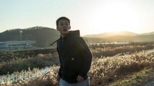 """L'acteur Yoo Ah-in dans """"Burning""""."""