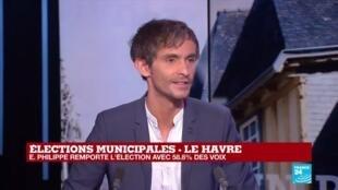 """2020-06-28 20:11 Municipales 2020 : """"La figure politique d'Edouard Philippe décolle"""""""