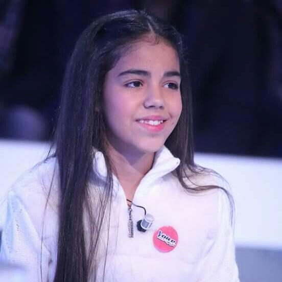 الطفلة -الفنانة التونسية  نور قمر