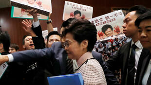 carrie-lam-m hONG KONG protests