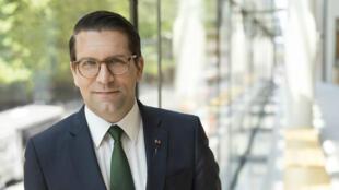 Alexander Neef, le prochain directeur de l'Opéra de Paris.