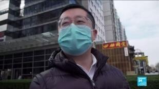 2020-03-02 16:03 Coronavirus : alors que la vie active reprend en Chine, le virus se propage dans le monde