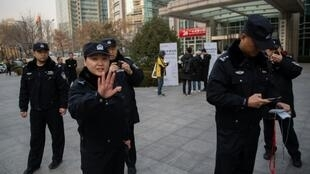 Foreign correspondents report increasing pressure from Chinese officials