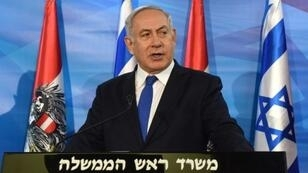 Netanyahu will bid for re-election in April