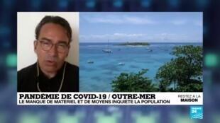 2020-04-24 12:09 Covid-19 : Dans les territoires d'Outre-mer, le fort sentiment d'être éloigné de la métropole