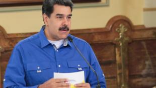 El presidente de Venezuela, Nicolás Maduro, ordenó reabrir el paso fronterizo con Colombia, cerrado desde el 22 de febrero. Archivo.