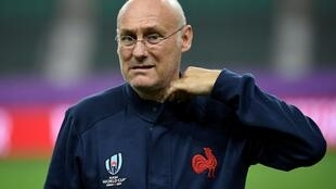 Bernard Laporte coached France to fourth place at the 2007 Rugby World Cup