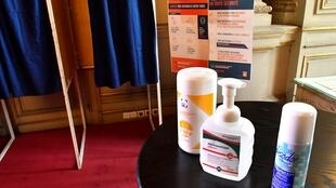 Des mesures d'hygiène vont être mises en place dans les bureaux de vote pour les municipales.
