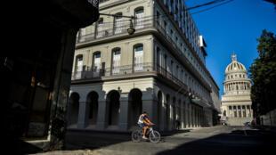 A Havana street scene