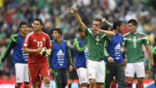 Les Mexicains sont quasiment au Brésil