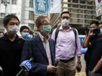 Hong Kong : vague d'arrestation de 14 leaders pro-démocratie pour les manifestations de 2019