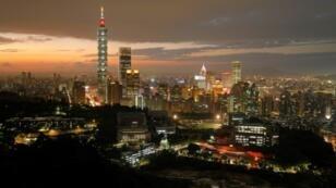 Taipei's skyline had been set to change