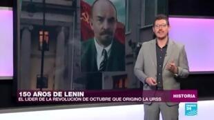 Lenin 150 años