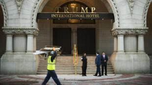 Le Trump International Hotel est devenu l'une des principales sources de revenus de l'empire Trump.