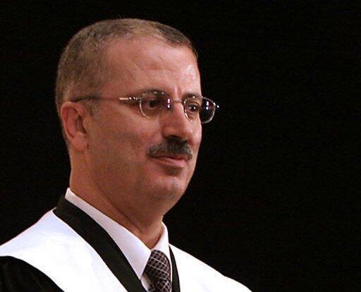 Rami Hamdallah.