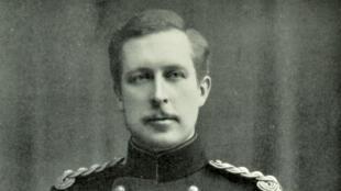 Le roi Albert Ier.