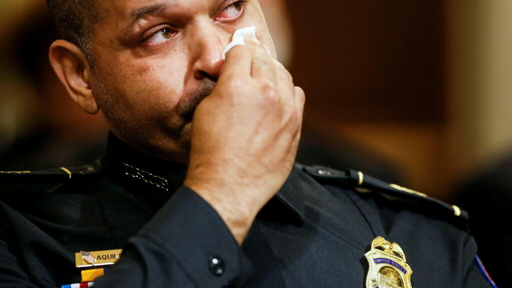 'This is how I'm going to die': Police testify at congressional hearing on Capitol riot
