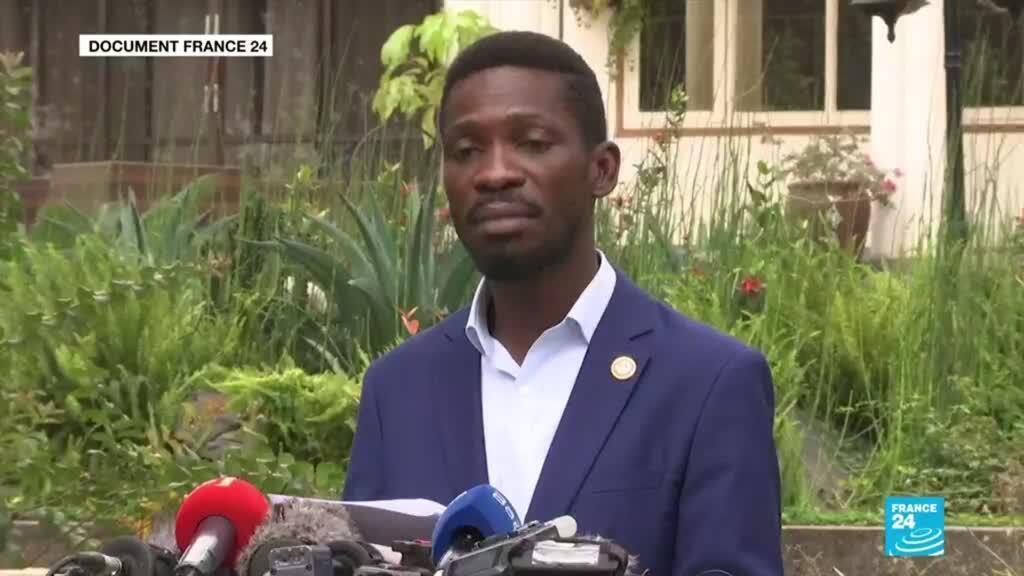 "2021-01-18 18:35 Bobi Wine : ""J'ai peur, je crains pour ma vie"""