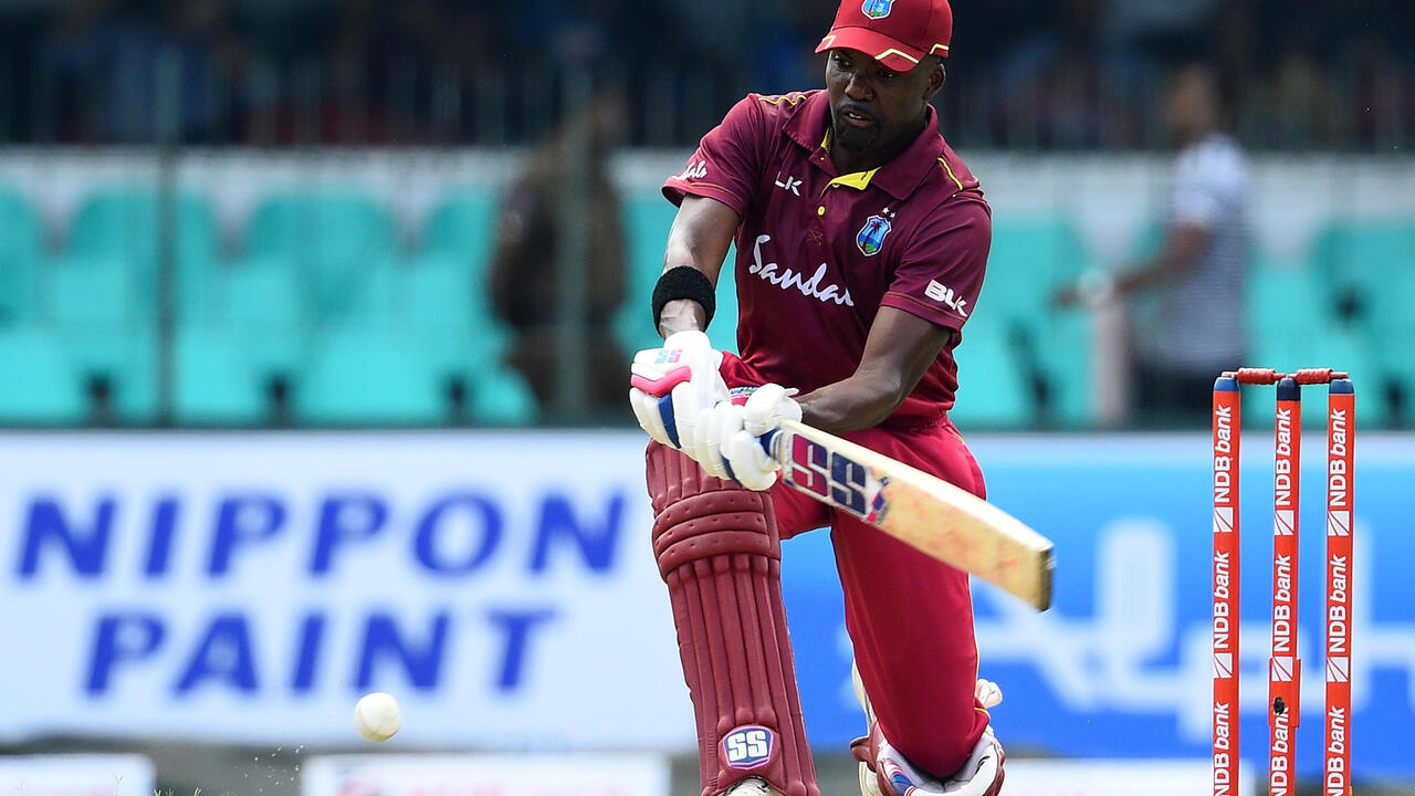 Image West Indies recall Bravo and Hetmyer for New Zealand tour