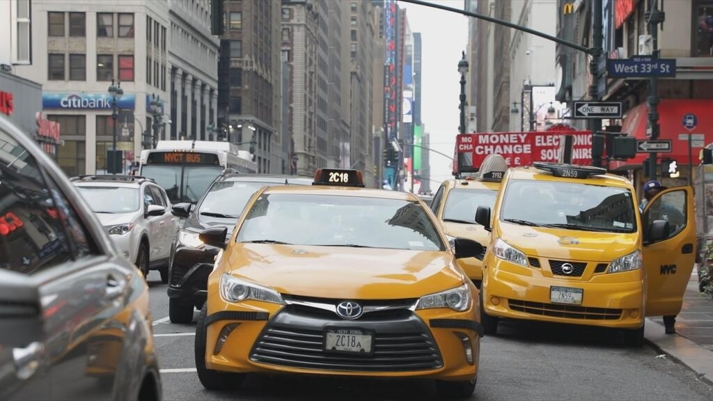 Uber vs yellow cabs: A living nightmare for New York taxi drivers
