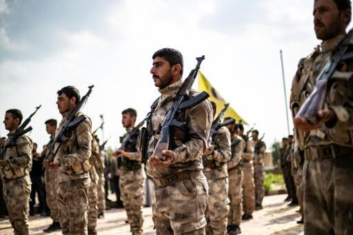 US continues to arm Kurds in Syria: Pentagon