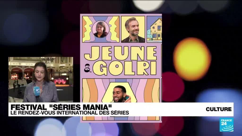 """2021-08-26 14:44 Festival """"Séries Mania"""" en France : le rendez-vous international des séries"""