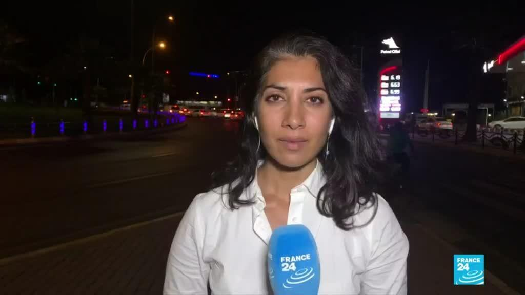 2019-10-09 20:09 EN NW GRAB TURKEY OFFENSIVE OPERATION SYRIA KURDS ERDOGAN  BORDER CORRESPONDENT