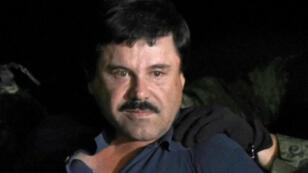 """Imagen de archivo de Joaquín """"El Chapo"""" Guzmán."""